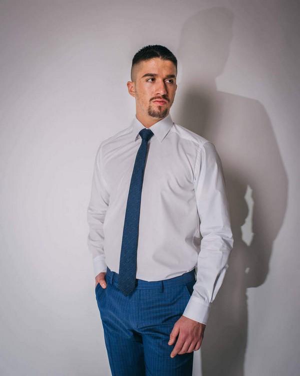 Как идеално да съчетаете ризите и вратовръзките?