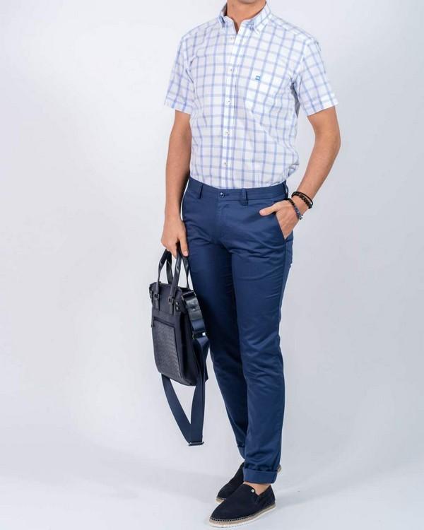 Сезонът на късите ръкави - лятна мъжка мода