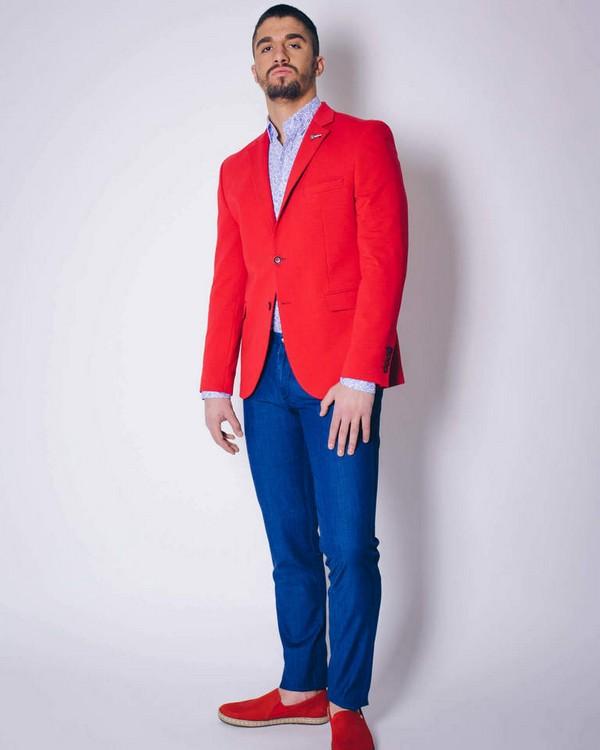 Модерни мъжки сака - традиция и съвременност в мъжките дрехи